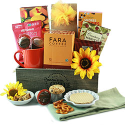 K-Cup For Mom - Mothers Day Gift Basket