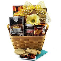 K-Cup & Nutella Gift Basket