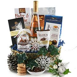 Kosher Cravings  - Hanukkah Gift Basket