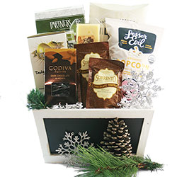 Kosher Cravings  - Hanukkah Gift Basket