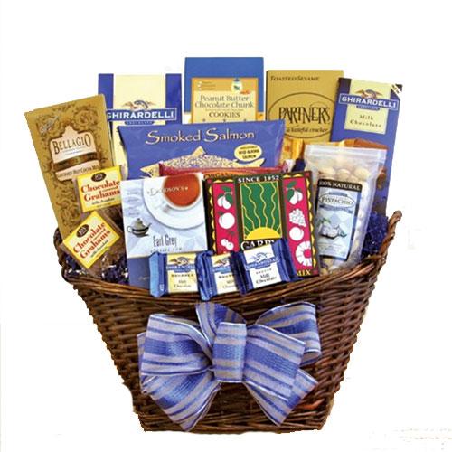 Kosher Gourmet <BR> Gourmet Gift Basket