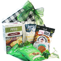 Healthy gift baskets organic gluten free kosher diygb kosher snacking snack gift basket negle Choice Image