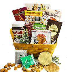 Kosher Snacking -  Snack Gift Basket