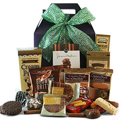 Good to the Last Crumb - Cookie Gift Basket