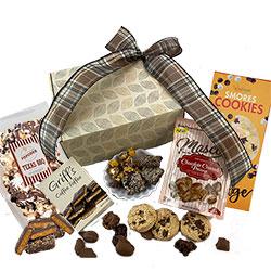 Life is Like... - Chocolate Gift Basket
