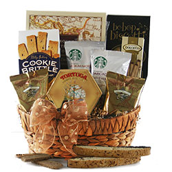 Lifes a Bean - Coffee Gift Basket