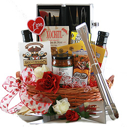 Endless Love Valentines Baskets
