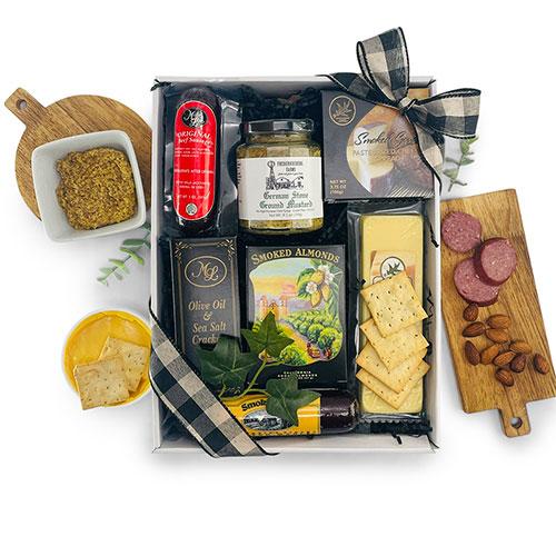 Macho Snacks - Snack Gift Basket