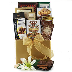 Mad About Chocolate - Chocolate Gift Basket