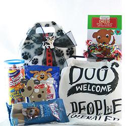 Mans Best Friend - Dog Gift Basket