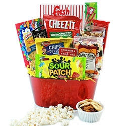 Movie Marathon - Movie Gift