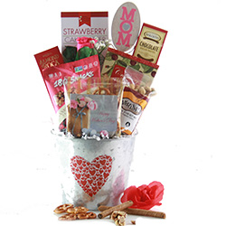Mothers Day Sweets Mothers Day Gift Basket