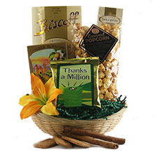 More than - Thank You Gift Basket
