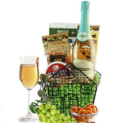 Move In Special Housewarming Gift Baskets