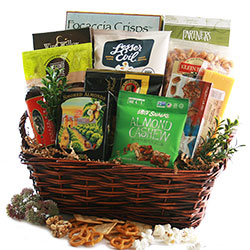 No Place Like Home - Gourmet Gift Basket