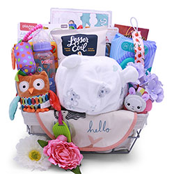 Oh Baby! - Baby Gift Basket