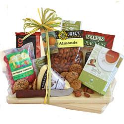 Organic Party Tray -Organic Gourmet Gift Basket