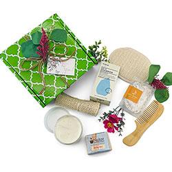 Organic Spa - Organic Spa Gift Basket