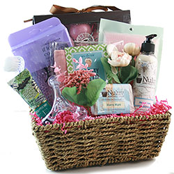 Pamper Me Pink - Spa Gift Basket