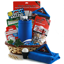 Parific! - Golf Gift Basket