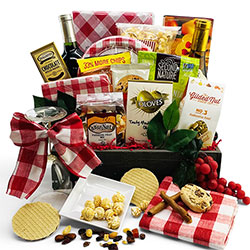 Picnic In The Park - Picnic Gift Basket