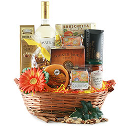 Picnic in the Park Wine Gift Baskets