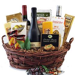 The Premier - Wine Gift Basket