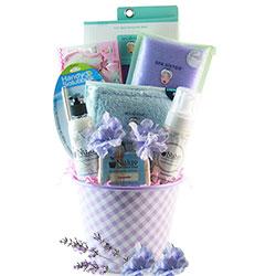 Purple with Envy Spa & Pamper Basket