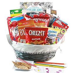 Quarantine Craze Gift Basket