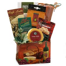 A Quick Meal - Food Gift Basket
