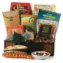 Quiet on the Set - Movie Gift Basket