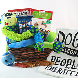 Ruff Day - Dog Gift Basket