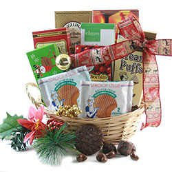 Seasons Best - Christmas Gift Basket