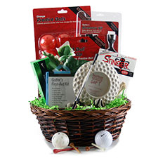 Secrets of Success Corporate Golf Gift Baskets