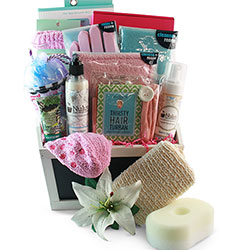 Serentiy Spa Gift Baskets
