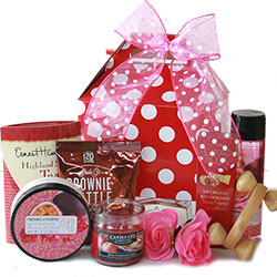 Simply Thanks - Spa Thank You Gift