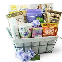 Spa Escape Pamper Gift Baskets