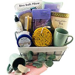 Spa Escape - Spa Gift Basket