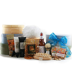 Spa For Him- Spa Gift Basket
