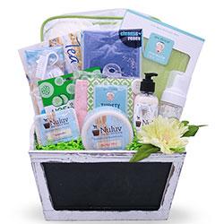 Spa Getaway - Spa Gift Basket