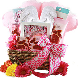 Special Day - Spa Gift Basket