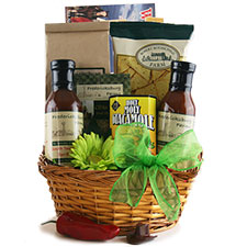 Spice it Up - Gourmet Gift Basket