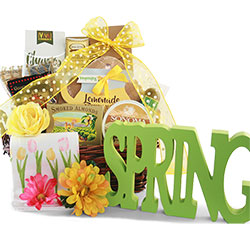 Spring is in the Air Spring Gift Baskets