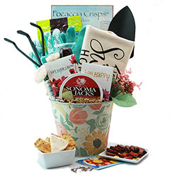 Spring Fever - Gardening Gift Basket