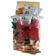 Starbucks in the Morning - Starbucks Gift Basket