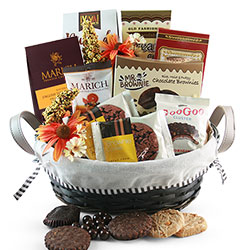 Sugar Overload - Chocolate Gift Basket