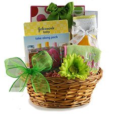 Sugar Spice New Baby Gift Baskets