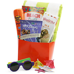 Summer Sensation - Summer Gift Basket