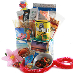 Surfs Up - Beach Gift Basket