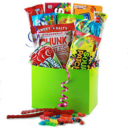 Sweet as Candy Gift Basket